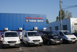 Servicii internationale coletarie CURIER RAPID
