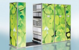 Sisteme de depozitare pentru birouri si arhive Bruynzeel