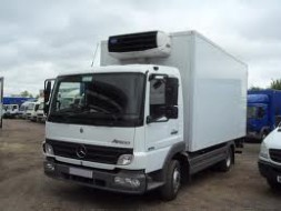 Transport marfuri refrigerate