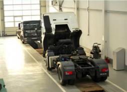 Service autotractoare, camioane, autocare si semiremorci
