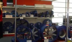 instalatii de ventilatie - asistenta tehnica si consultanta