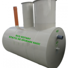 STATIE DE EPURARE BASIC 40 - producator Eco Rotary, Neamn, Suceava, Sibiu, Brasov, Bacau, IASI