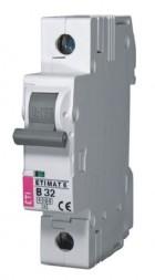 Intrerupator automat tip ETIMAT 6, putere de rupere 6kA