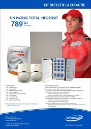Oferta kit alarma efractie