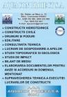 FIRMA proiectare CONSTRUCTII HIDROTEHNICE Sibiu si in toata tara