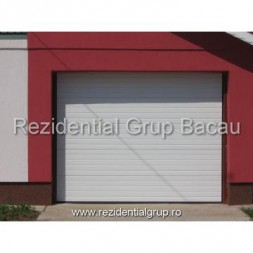 Usi de garaj sectionale ral 9010