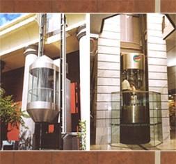 Servicii - ascensoare electrice, ascensoare hidraulice, ascensoare fara camera masinii