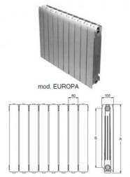 radiatoare din aluminiu