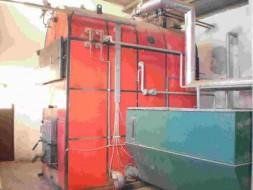 Cazan Aburi 6bari 1.000kg/ora