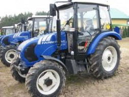 TRACTOR FARMTRAC 555 DT 4WD