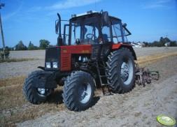 Tractor Belarus 81 CP
