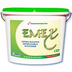 Vopsea Lavabila Silicatica de Exterior EMEX
