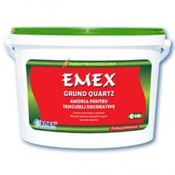Grund de Amorsare cu Cuart pentru Tencuieli EMEX