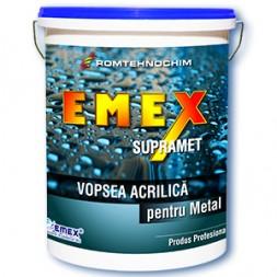 Vopsea Acrilica pentru Metal EMEX SUPRAMET
