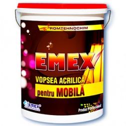 Vopsea pentru Mobila Solubila in Apa EMEX