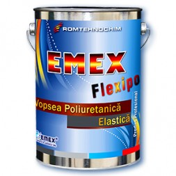 Vopsea Poliuretanica Elastica EMEX FLEXIPOL / Oferta Vopsele