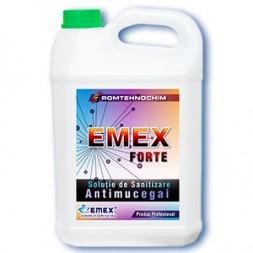Solutia Antimucegai de Sanitizare EMEX FORTE / Oferte solutii antimucegai Bucuresti
