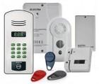 Electr Instal interfoane panou interfon de apel audio pentru blocuri, case vile sisteme digitale semiduplex Bucuresti, Buzau