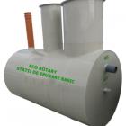 STATIE DE EPURARE BASIC 25 - producator Eco Rotary, Neamn, Suceava, Sibiu, Brasov, Bacau, IASI