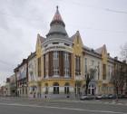 Amenajari interioare si extindere parter pentru schimbare functiuni, renovare fatada si acoperis a sucursalei Alpha Bank, Piata Victoriei, nr. 5, Municipiul Targu-Mures
