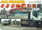 transport materiale de constructii