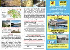 Congresul Comportarea in situ a Constructiilor si Protectial Mediului inconjurator