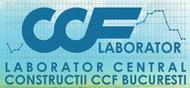 Servicii de laborator pentru incercari materiale de constructii oferite de un lider in domeniu: LABORATOR CENTRAL CONSTRUCTII CCF