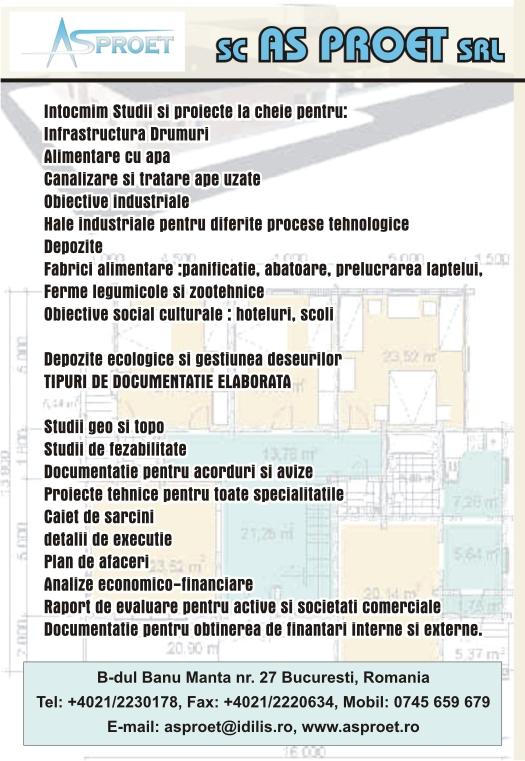 Proiectare pentru instalatii termice
